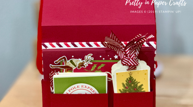Coffee & a Card: Night Before Christmas Memories and More Card Box